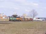 BNSF 3134